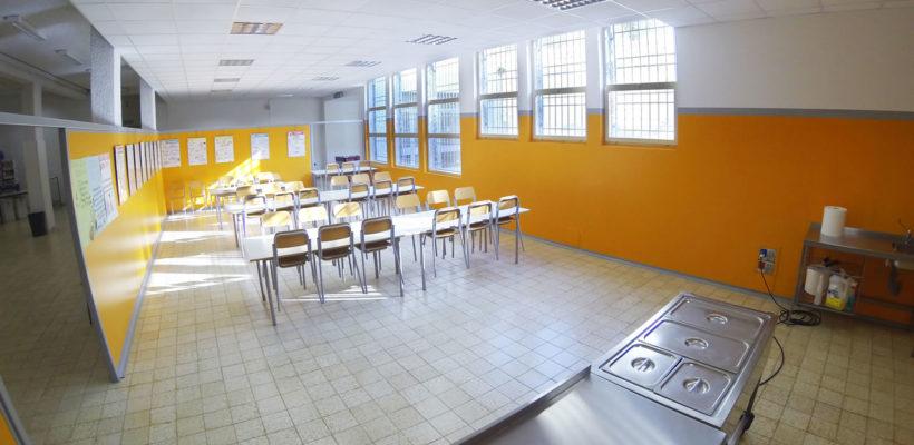 sala mensa media castiglione