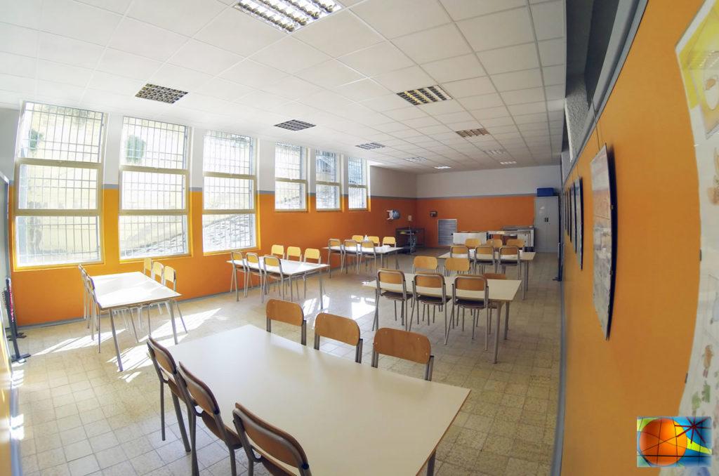 servizio mensa scuola media