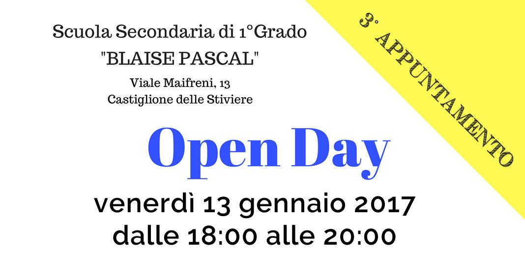 open day scuola media castiglione delle stiviere
