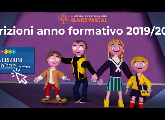 Iscrizioni on line scuola secondaria di primo grado 2019-2020