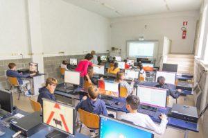 laboratori di informatica scuola media